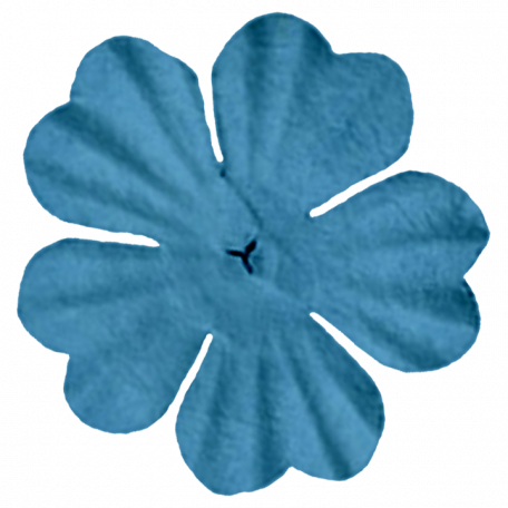Dark Blue Flower