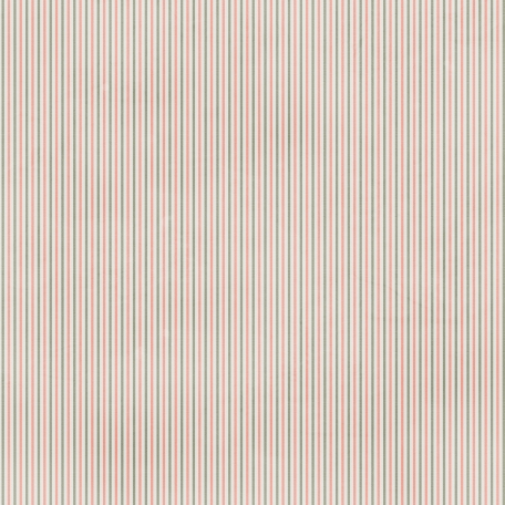 Stripes 88 Paper - Pink & Gray