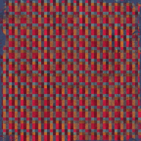 Checkered 12 Paper - Palestine