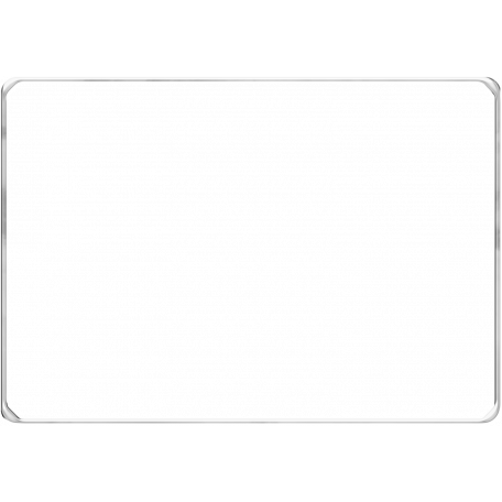 Chrome Wire Frame 3.5x5