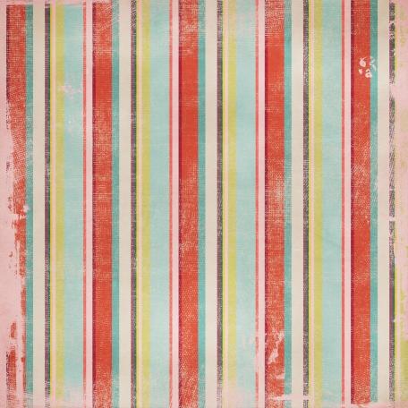 Stripes 47 Paper - Kitchen Vintage
