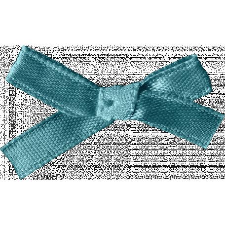 Rainy Days - Blue Ribbon Bow