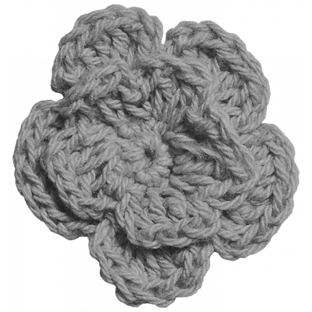 Crochet Flower Template 1