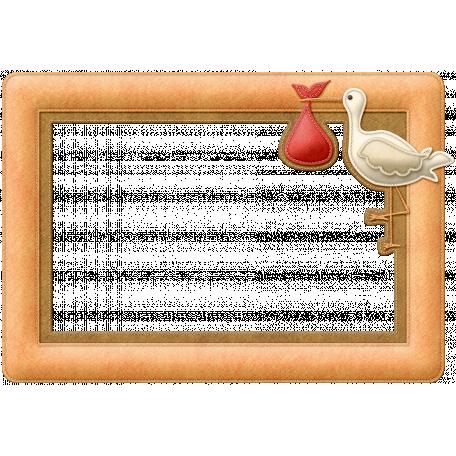 Oh Baby Baby - Stork Frame