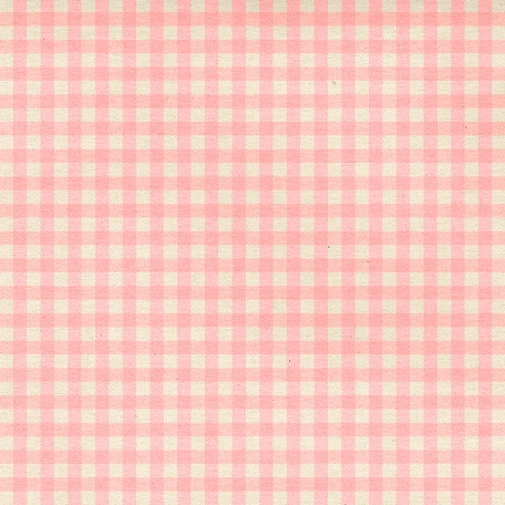 Oh Baby Baby - Pink Gingham Paper