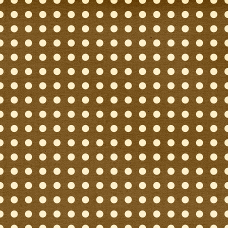 Oh Baby Baby - Brown Polkadot Paper