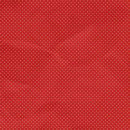 Arrgh! - Red & White Polkadot Paper