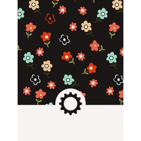 Ride A Bike - Journaling Card 08