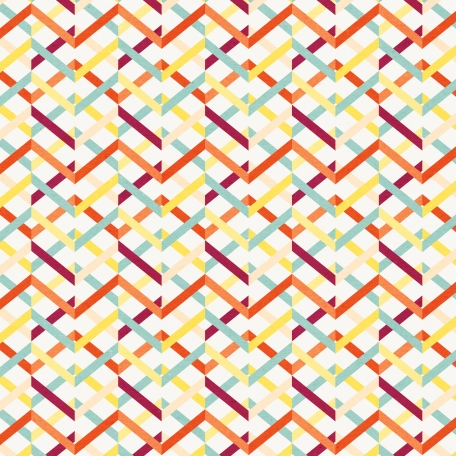 Heat Wave Papers - Patterned Paper 07