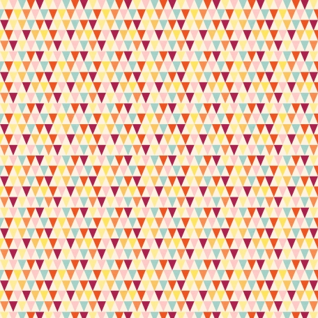 Heat Wave Papers - Patterned Paper 14