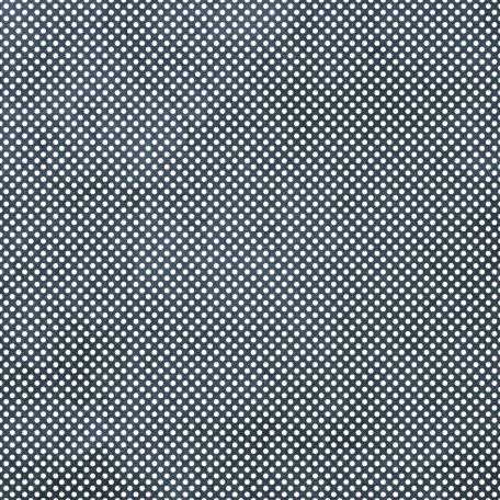 It's Elementary, My Dear - Dark Gray Polka Dots 01