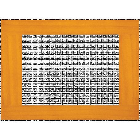 It's Elementary, My Dear - Yellow Wood Frame