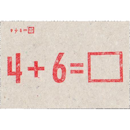 It's Elementary, My Dear - Flash Card 1