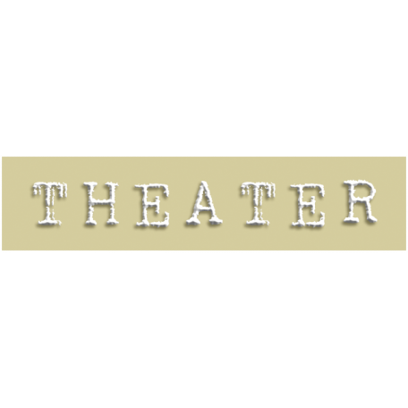 Theater Word Snippet