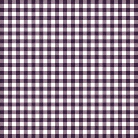 Thankful - Purple Gingham Paper