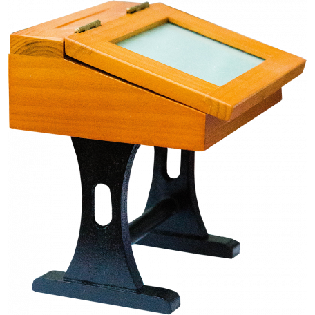 Reading, Writing, and Arithmetic - Vintage Desk