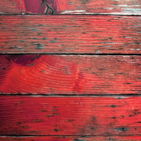 Grandma's Kitchen Red Wood Paper