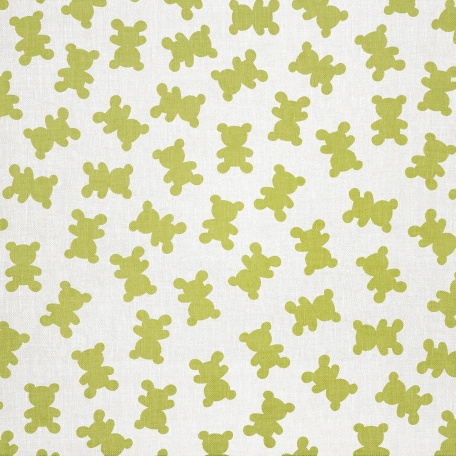 Tiny, But Mighty Green Teddy Bears Paper