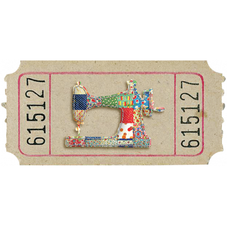 Sewing Machine Ticket 01