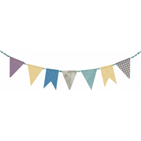 The Best is Yet To Come Mini Bunting