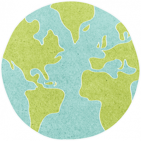 Earth Day  - Globe 2