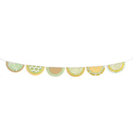 Sunshine and Lemons - Bunting