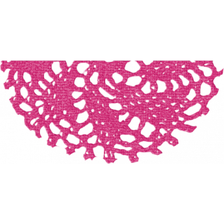 One Stop Bunting Shop - Flag Pink Lace