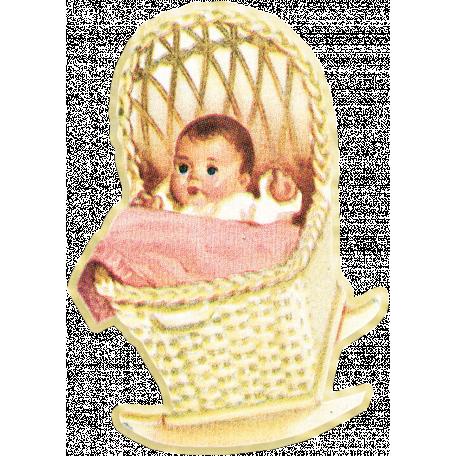 Oh Baby, Baby - June 2014 Blog Train Mini - Baby