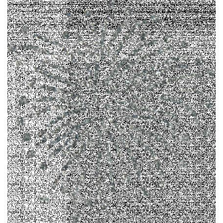 Independence Mini Kit - Glitter Fireworks