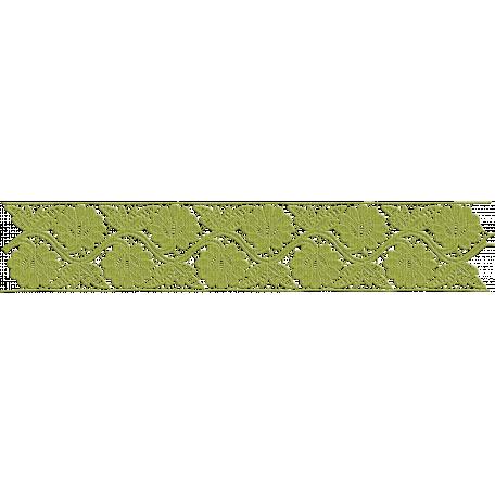 Pond Life - Medium Green Lace