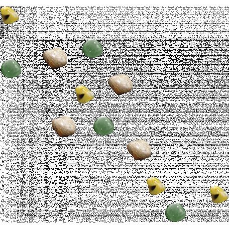 Pond Life - Rock Cluster