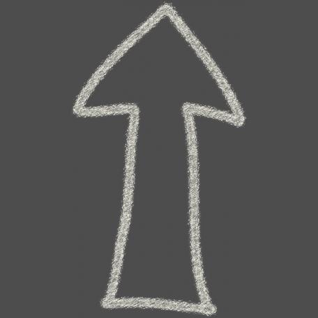 Sports Arrow Chalk 004