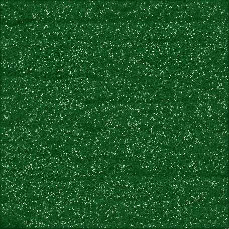 Color Basics Paper Glitter Dark Green