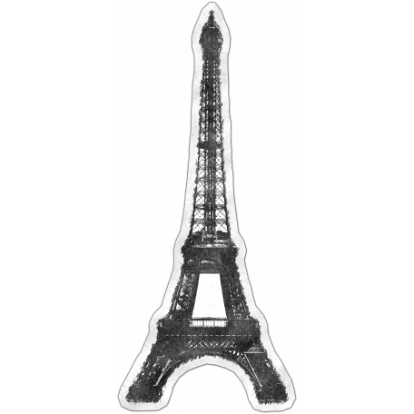 Eiffel Tower Sticker 02