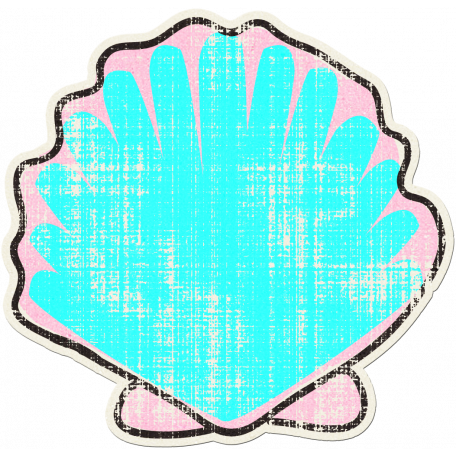Tropics Sticker Shell