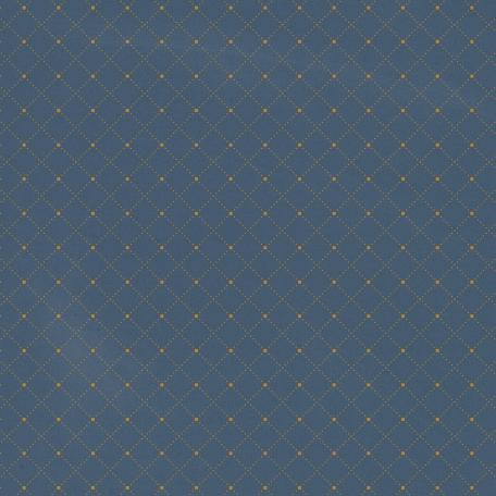 Dad Paper - Diamond Dots 001 Blue