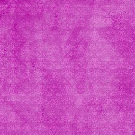 Spook Paper Damask 001 Distressed Purple