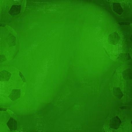 Paper Soccer - Green