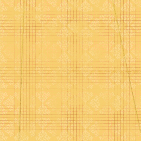 Kitchen Paper Damask08 Grid06 - Yellow