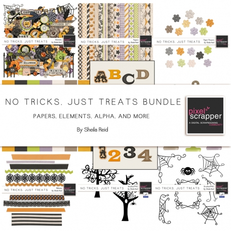 No Tricks, Just Treats Bundle