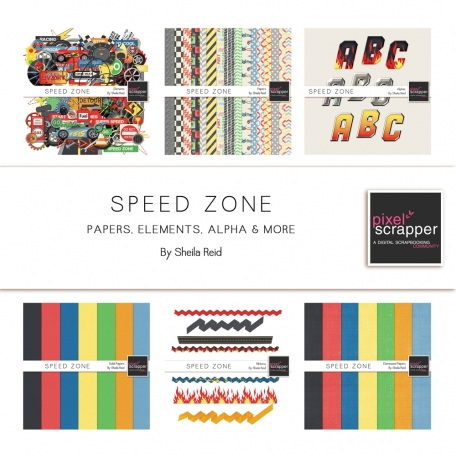 Speed Zone Bundle