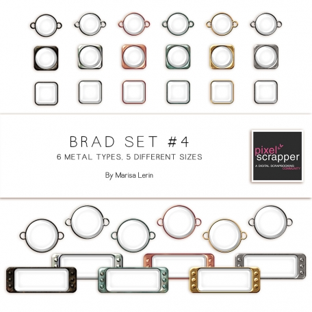 Brad Set #4 Bundle