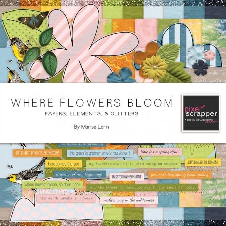 Where Flowers Bloom Bundle