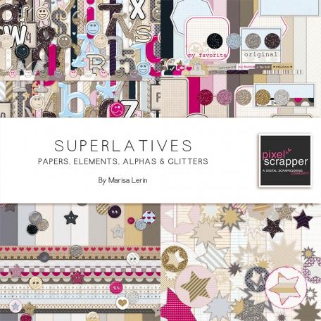 Superlatives Bundle