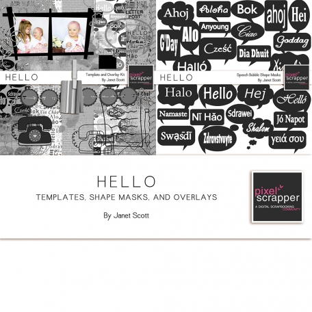 Hello - Template Bundle