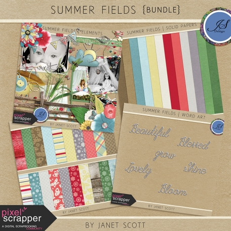 Summer Fields - Bundle