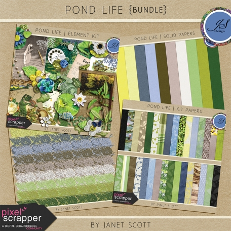 Pond Life - Bundle