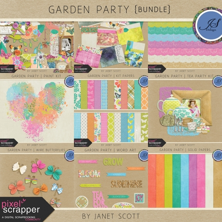 Garden Party - Bundle
