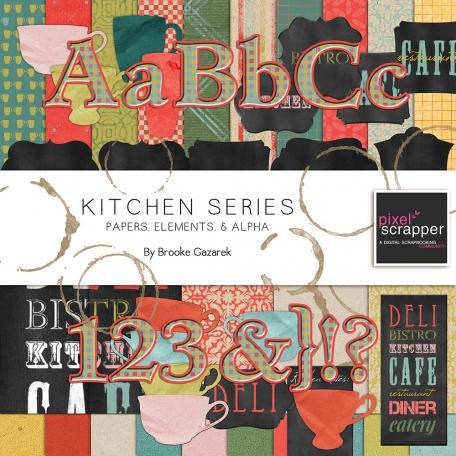 Kitchen Series Bundle
