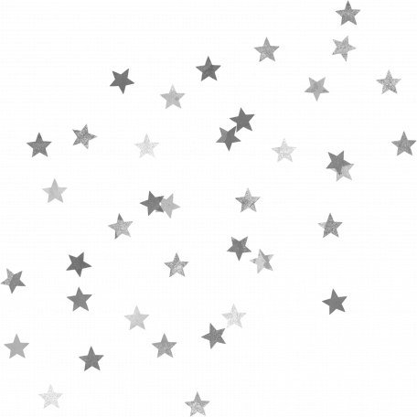 Star Scatter Template